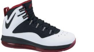new style 25d6d b7345 Nike Air Max Darwin 360 White Black-Varsity Red