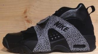 Nike Air Veer Premium Safari Black/Black-Wolf Grey