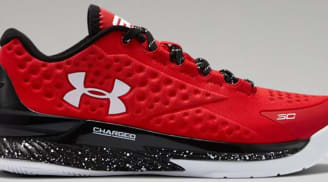 Under Armour Curry One Low Red/Black-White
