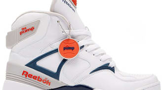 Reebok The Pump Certified White/Royal-Sheer-Orange