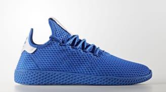 "Pharrell Williams x adidas Tennis Hu ""Blue"""