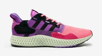Sneakersnstuff x Adidas ZX 4000 4D