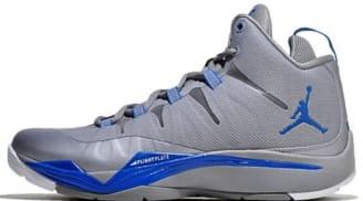 Jordan Super.Fly 2 Cement Grey/University Blue-Game Royal-White