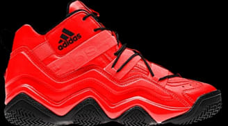 adidas Top Ten 2000 Infrared/Infrared-Black