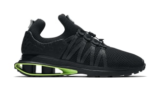 "Nike Shox Gravity Luxe ""Green Strike"""
