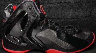 Nike Lil' Penny Posite Premium QS Black/Black-Atomic Red