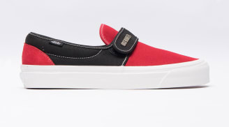 "Fear Of God x Vans 147 ""Red"""