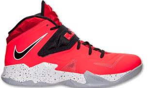 Nike Zoom Soldier VII Laser Crimson/White-University Red-Black
