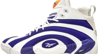 17b94c87438ee2 Reebok Pump Shaqnosis Reebok Royal White-Sheer Grey-Flux Orange