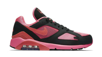 Nike Air Max 180 x Comme des Garcons Laser Pink/Solar Red-Black