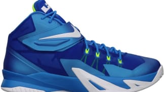 huge discount b4d36 0c038 Nike Zoom LeBron Soldier 8 (VIII) | Nike | Sole Collector