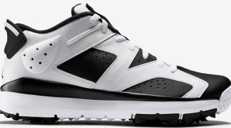 Air Jordan 6 Retro Low Golf White/Black