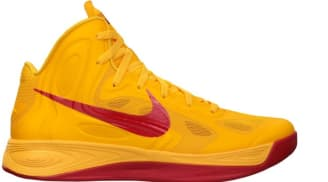 Nike Zoom Hyperfuse 2012 University Gold/University Red