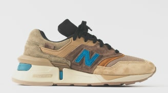 Kith x United Arrows x Nonnative New Balance 997S Fusion