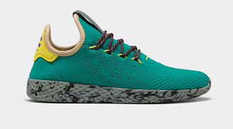 "Pharrell Williams x adidas Tennis Hu ""Teal"""