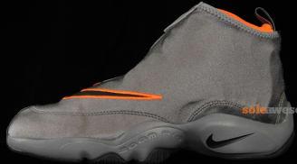 Nike Air Zoom Flight The Glove Cool Grey/Black-Total Orange