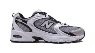New Balance 530 Silver Mink/Black