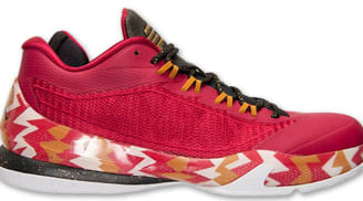 Jordan CP3.VIII Cardinal Red/Bronze-Black-White
