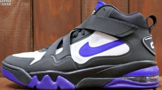 Nike Air Force Max CB 2 Hyperfuse Black/Bright Concord-White