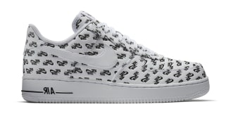 "Nike Air Force 1 Low '07 QS Logo ""White"""