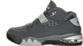 Nike Air Force Max 2013 Dark Grey/Dark Grey-Wolf Grey-Black