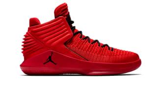 "Air Jordan XXXII ""Rosso Corsa"""