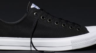 Converse Chuck Taylor All-Star II Ox Black/White