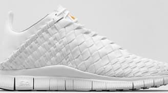 the best attitude b4581 e565f Nike Free Inneva Woven Tech SP White White