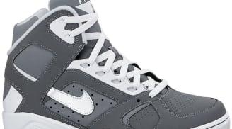 Nike Air Flight Lite High Cool Grey/White-Pure Platinum