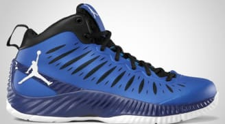 Jordan Super Fly Game Royal/White-Deep Royal Blue-Black