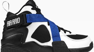 Nike Air Raid Black/White-Game Royal