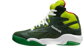 Reebok Shaq Attaq Ghosts of Christmas Present