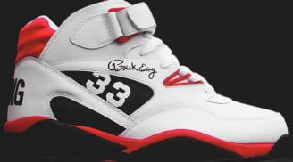 Ewing Athletics Ewing Kross White/Black-Red