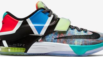 Nike KD VII SE Multi-Color/Black Horizon