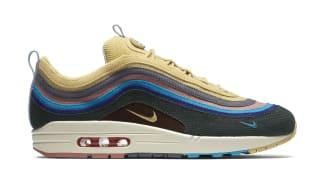 Nike Air Max 1/97 x Sean Wotherspoon Light Blue Fury/Lemon Wash
