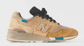 Kith x United Arrows x Nonnative New Balance 997