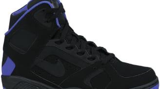 Nike Air Flight Lite High Black/Pure Purple