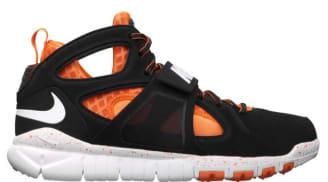 Nike Huarache Trainer Free Shield NFL Cincinnati Bengals