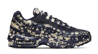 Cav Empt x Nike Air Max 95 Blackened Blue Desert Ore 9e5b0c039