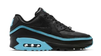 Undefeated x Nike Air Max 90 Black/Blue Fury