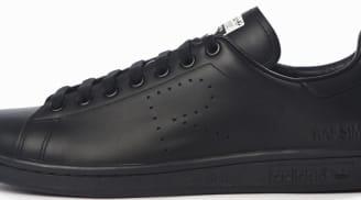 adidas Raf Simons Stan Smith Black/Black