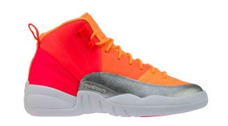 Air Jordan 12 Retro GG Racer Pink/White-Hot Punch-Bright Mango