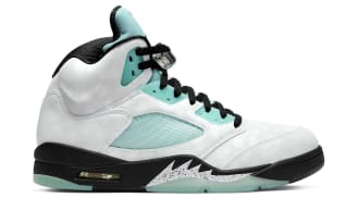 "Air Jordan 5 Retro ""Island Green"""