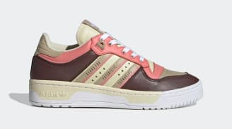 Human Made x Adidas Rivalry Low Sand/Cloud White/Supplier Color