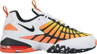 Nike Air Max 120 White/Hyper Orange-Opti Yellow-Black