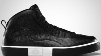 Jordan X Auto Clave Black/White