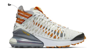Nike Air Max 270 ISPA White/Orange