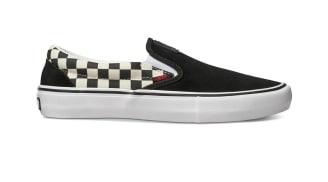 Thrasher x Vans Slip-On (Checkerboard)