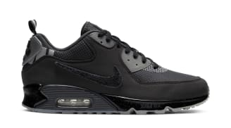 Undefeated x Nike Air Max 90 Black/Black-Anthracite-Rush Pink