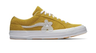 """Golf Le Fleur x Converse One Star """"Yellow"""""""